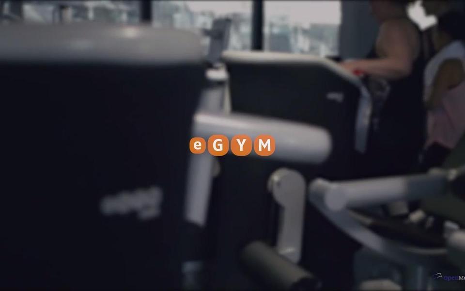 eGym, la musculation à l'ère numérique