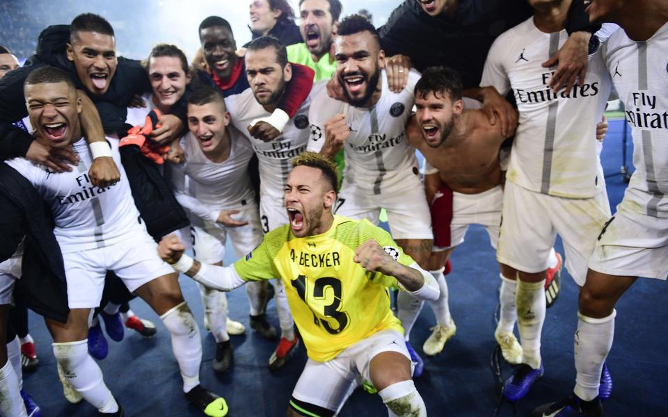 Neymar salue la ferveur du Parc des Princes le soir de PSG-Liverpool