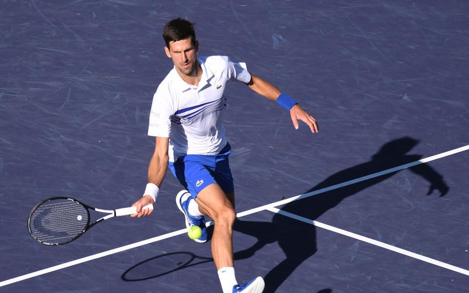 Djokovic en quête de rebond à Miami