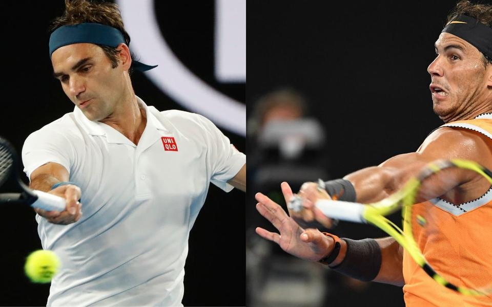 Federer et Nadal font très forte impression à Melbourne