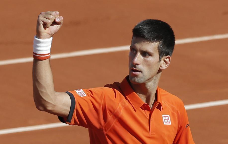 Djokovic terrasse le roi Nadal