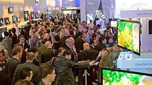 Le salon des nouvelles technologies en vedette for Salon des nouvelles technologies las vegas
