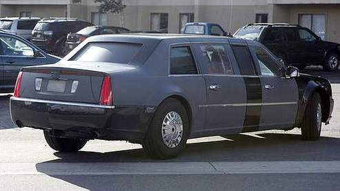 confidentiel la voiture pr sidentielle d 39 obama. Black Bedroom Furniture Sets. Home Design Ideas
