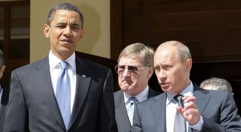 Annulation rencontre obama poutine