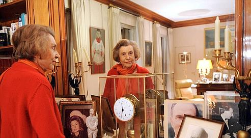 Le coup de griffe de liliane bettencourt aux experts - Maison de liliane bettencourt ...