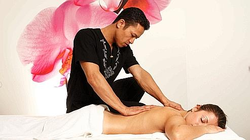 massage sensuel homme La Rochelle