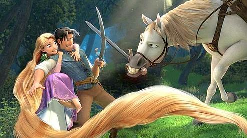 Raiponce la princesse aux cheveux d 39 or - La princesse raiponce ...