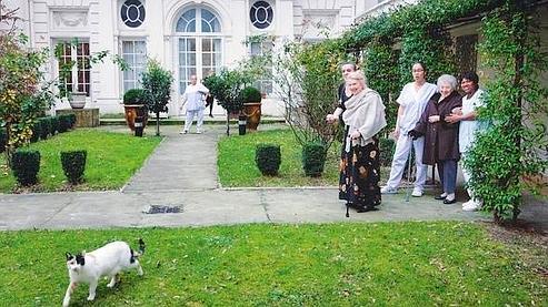 Le palmar s des maisons de retraite for Achat chambre maison de retraite