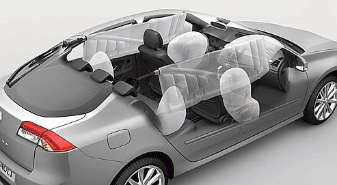 quelle dur e de vie pour un airbag. Black Bedroom Furniture Sets. Home Design Ideas