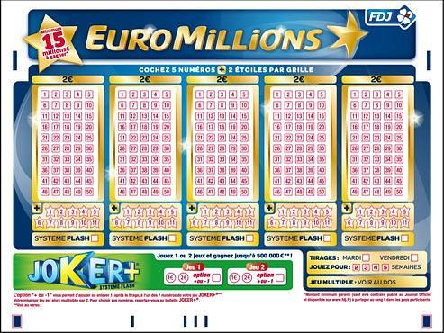 L 39 euro millions nouvelle version vise les trentenaires - Nouvelle grille indiciaire cadre de sante ...