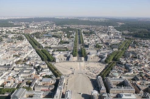 Versailles belle ambitieuse for Piscine de versailles