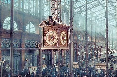 Martin Scorsese Duplique La Gare Du Nord Londres