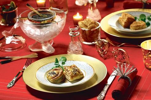 Related keywords suggestions for le reveillon - Table reveillon saint sylvestre ...