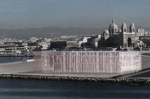 Rudy ricciotti l 39 architecte du mucem pr sente son projet - Mucem rudy ricciotti architecte ...