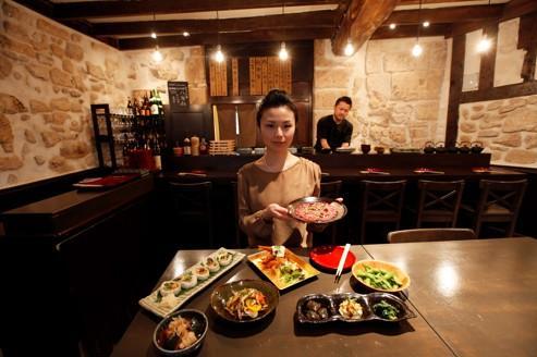 Dix fa ons de croquer le japon paris - Restaurant japonais table tournante paris ...