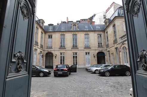 Saisir l 39 tat vend quatre h tels particuliers paris - Hotel particulier paris bismut architecture ...