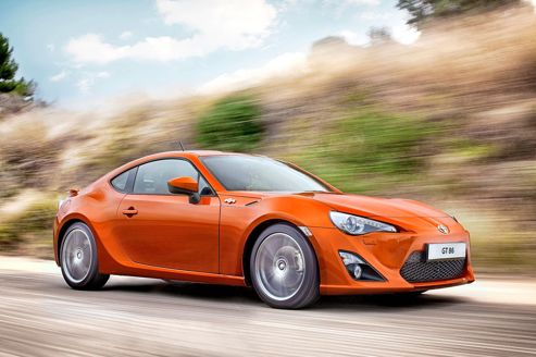 toyota gt86 le retour en fanfare de la voiture passion. Black Bedroom Furniture Sets. Home Design Ideas