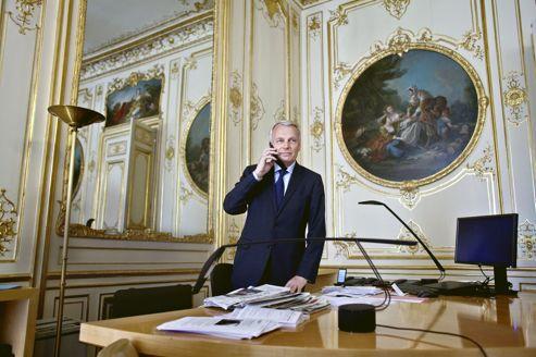 Jean marc ayrault un premier ministre sous contraintes - Bureau du premier ministre ...