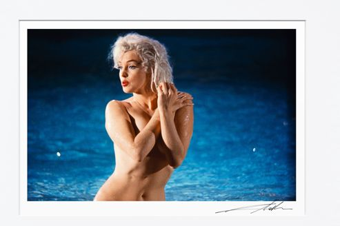 Marilyn Monroes Nude Photos Are Up for Action   InStyle.com