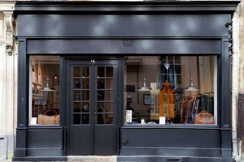 La rue de marseille tranquille - Esprit boutiques paris ...
