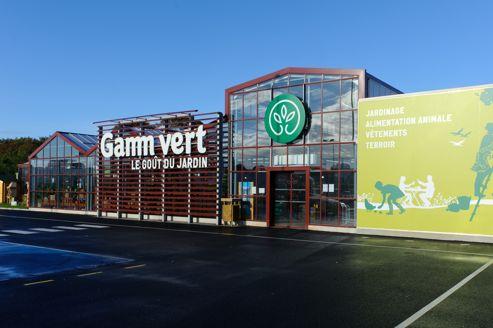 Gamm vert va vendre des plantes sur internet for Jardinerie internet