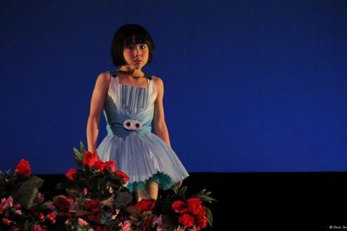Alice dans un miroir chinois for Alice dans le miroir balthus
