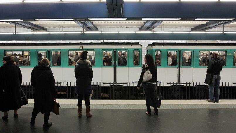 La ratp pr pare l 39 automatisation de la ligne 4 du m tro - Plan du peripherique parisien les portes ...
