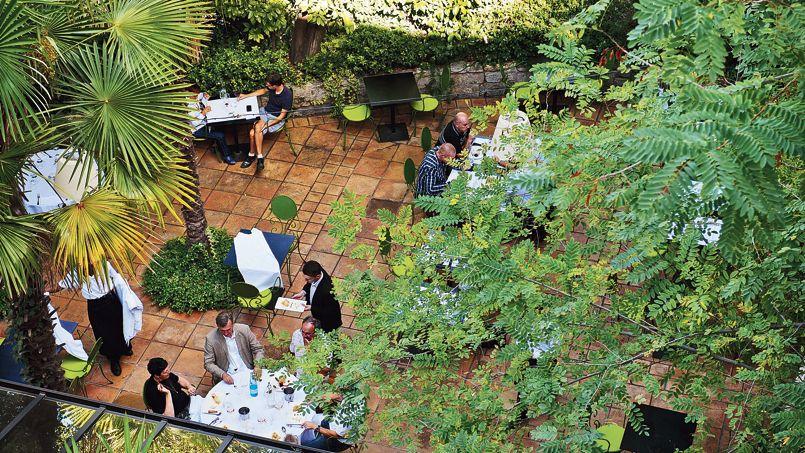 Tables de printemps montpellier - Petit jardin montpellier creteil ...
