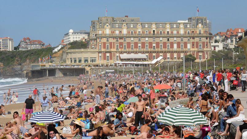 Tourisme les r servations de derni re minute sauvent la saison - Office de tourisme de biarritz ...