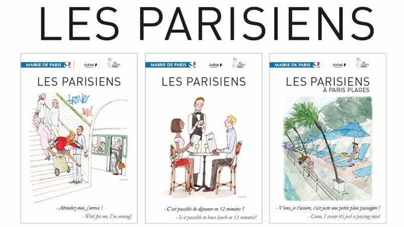 Les parisiens s 39 affichent dans la rue - La vie dans les palaces parisiens ...