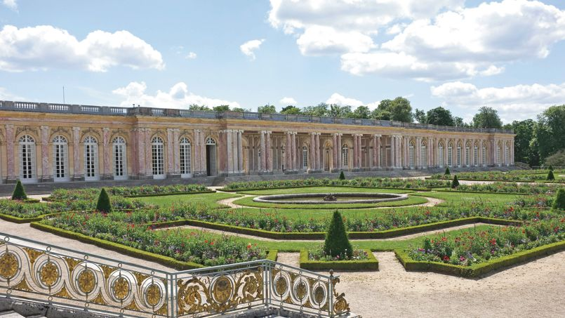 versailles le jardin secret du roi soleil. Black Bedroom Furniture Sets. Home Design Ideas