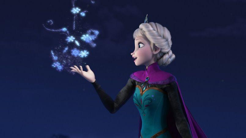 une reine des neiges rfrigrante