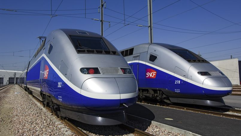 Paris to Barcelona by TGV train Tickets from 5 4 68