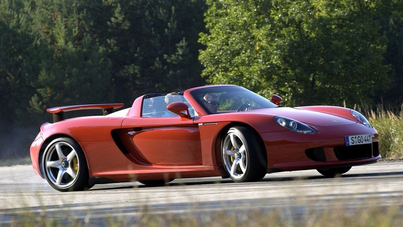 carrera gt la porsche dans laquelle paul walker est mort. Black Bedroom Furniture Sets. Home Design Ideas