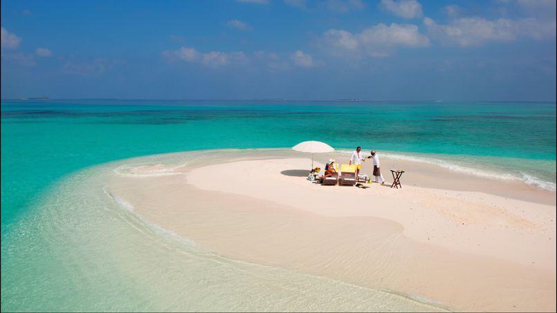 Maldives  Au Paradis Du Luxe