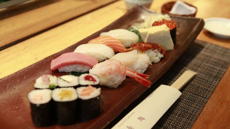 Les 5 meilleurs restaurants japonais de paris for Restaurant japonais cuisine devant vous paris