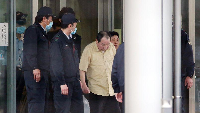 japon le plus ancien condamn233 224 mort au monde est libre