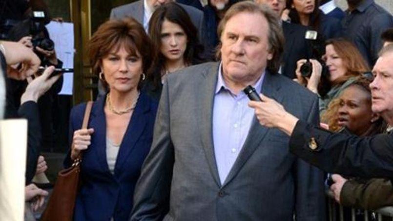 Gérard Depardieu dégomme le film dans lequel il …