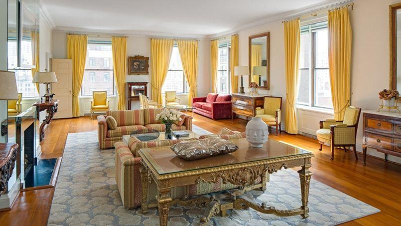 Vendre r sidence d 39 ambassadeur 48 millions de dollars - Appartement new york a vendre ...