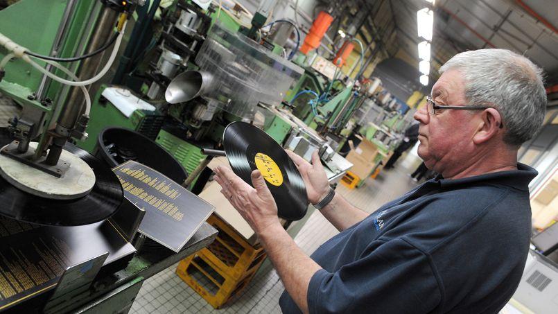 Le Vinyle 171 Made In France 187 Victime De Son Succ 232 S