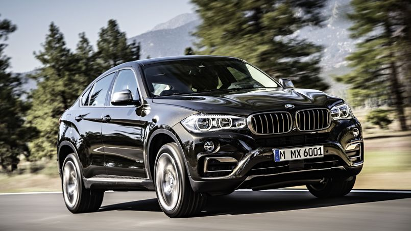 bmw x6 le suv montre ses muscles. Black Bedroom Furniture Sets. Home Design Ideas