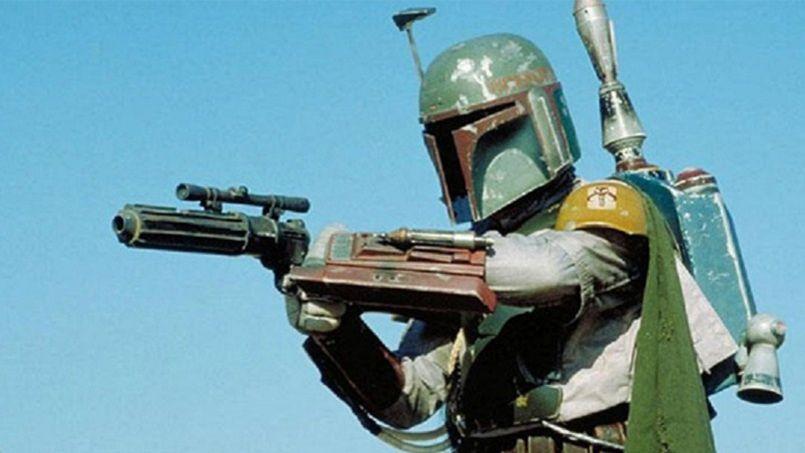 Star wars vii boba fett leader des chasseurs de jedi - Personnage star wars 6 ...