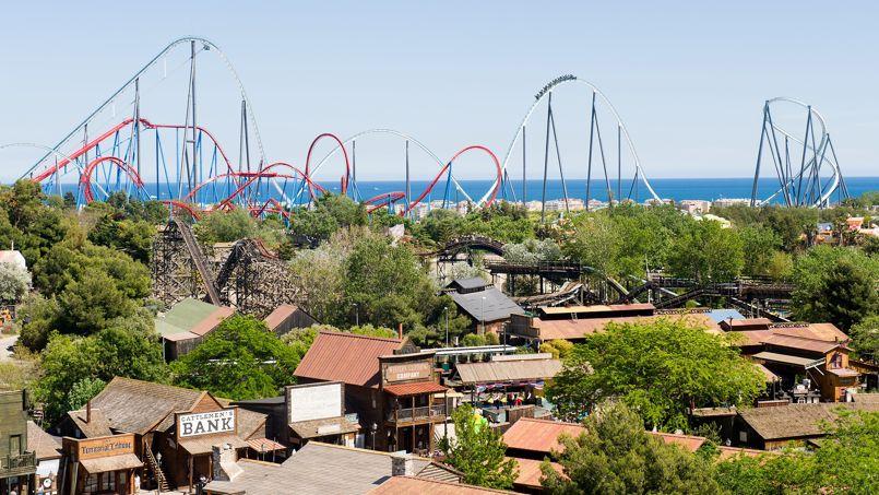 Port aventura l 39 attraction au superlatif - Parc d attraction espagne port aventura ...
