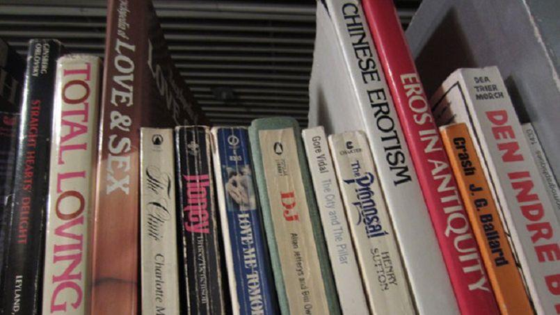 Bibliothèque d'histoire érotique
