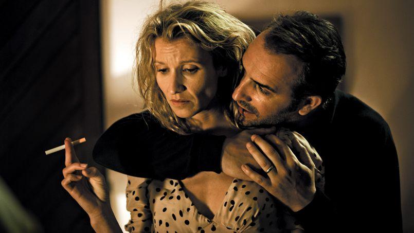 Jean dujardin et alexandra lamy r unis au cin ma for Les film de jean dujardin
