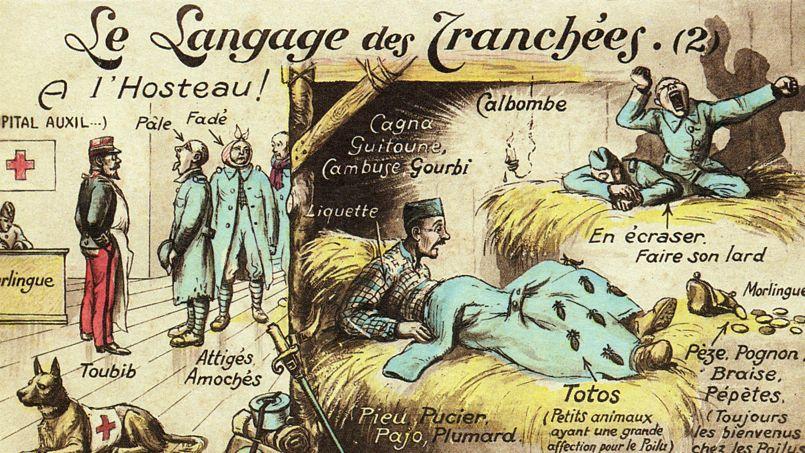Carte Grande Guerre Le Voyage
