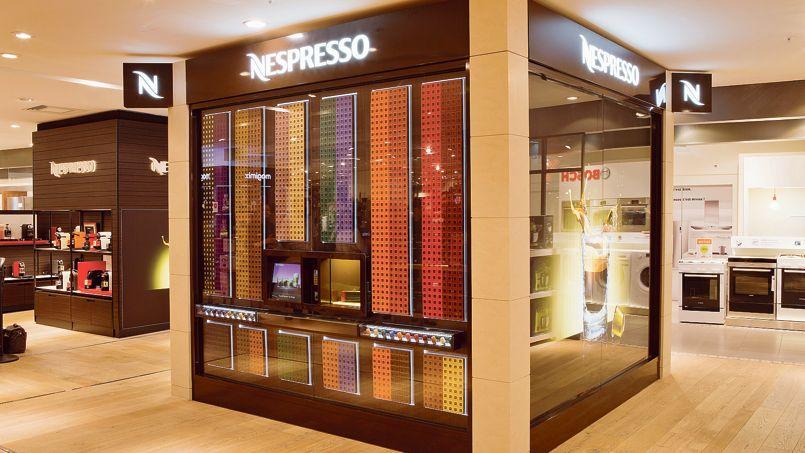 Face 224 La Concurrence Nespresso R 233 Plique Dans Les Services