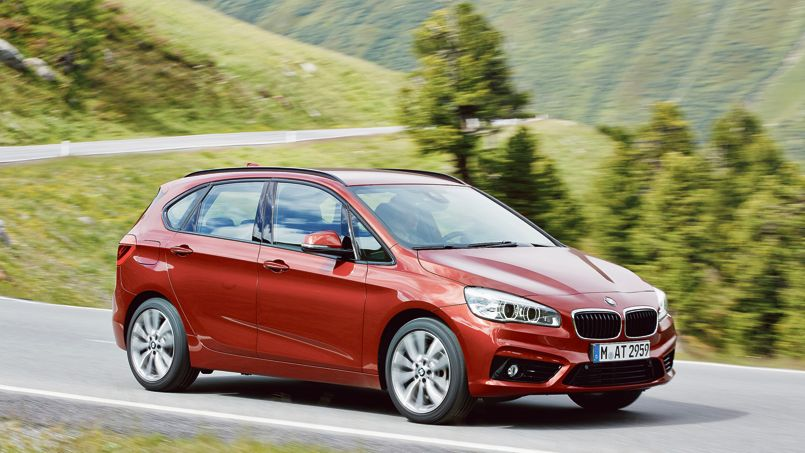 Avec La S 233 Rie 2 Active Tourer Bmw S Essaie Au Monospace