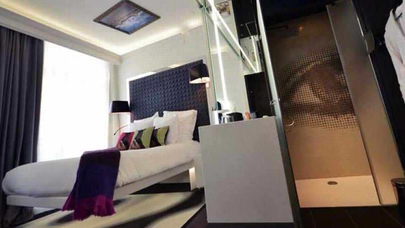 Dijon un h tel 4 toiles recherche un testeur de chambres for Recherche chambre hotel