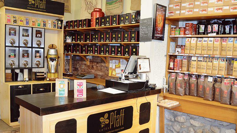 Cafe Pfaff Paris